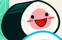 Speel het nieuwe spelletje: Sushi Slicer