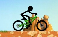 New Game: Stickman Downhill