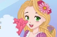 Rapunzel Maison Makeover