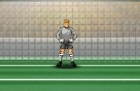 Speel nu het nieuwe voetbal spelletje Soccertastic