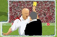 Speel nu het nieuwe voetbal spelletje Blessuretijd