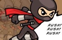 Rival Ninja Roubou Meu Homework