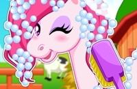 Cavalo Makeover: Salão De Cabeleireiro