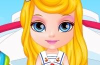 Bebê Barbie Verão Cruzeiro