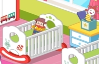 Twin Babies Room Design