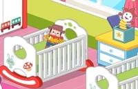 Twin Babies Room Design