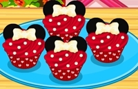 Minnie Mouse Kuchen-