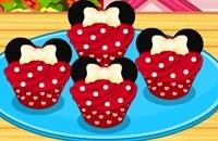Minnie Cupcakes Souris