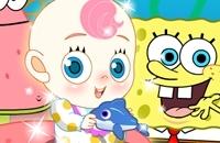 SpongeBob 'N Patrick Babysit