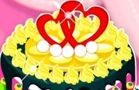 Gâteau De Mariage Cuisson