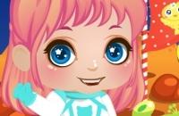 Bébé Alice Astronaute