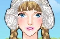 Dutch Girl Make Up