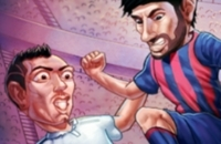 Speel nu het nieuwe voetbal spelletje Voetbal Headz Cup