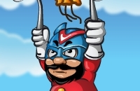Herói Do Balão
