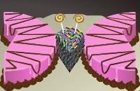 Kochen Mit Emma: Schmetterlings-Schokoladen-Kuchen