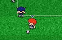 Speel nu het nieuwe voetbal spelletje Mini Voetbal