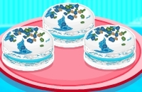 Elza's Frozen Macarons