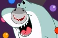 Verrücktes Shark Ball