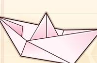 Olá Kitty Origami Classe