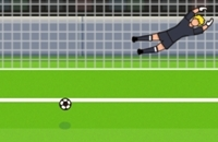 Speel nu het nieuwe voetbal spelletje World Cup Penalty