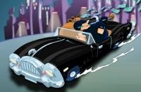 Mega Mindy Auto Race