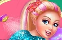 Super Barbie Day Spa