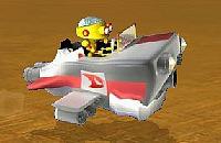Robot Woestijn Race