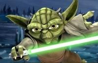 Yoda Battle Slash