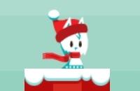 Schneeball-Weihnachtswelt