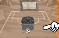 Speel nu het nieuwe voetbal spelletje Hel Footy