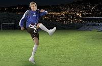 Speel nu het nieuwe voetbal spelletje David Beckham Games