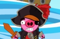 Bomb The Pigs Pirata