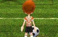 Speel nu het nieuwe voetbal spelletje Voetbalster