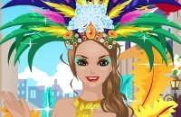 Carnavalsmeisje
