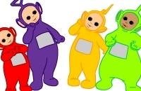 Teletubbies Spelletjes