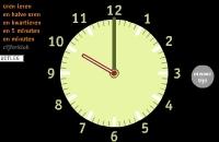 Uhr Zu Schauen Praxis