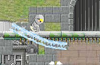 Teken Ninja game 1