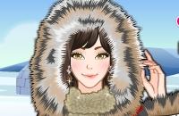 Eskimo Girl Make Up
