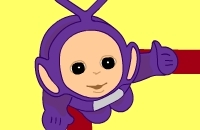 New Game: Teletubbie Shapes