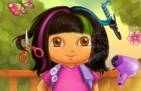 Dora Reale Haircuts
