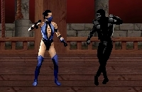 Jeux de Mortal Kombat