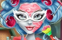 Ghoulia: Makeover Real