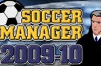 Speel nu het nieuwe voetbal spelletje 2010 Flash Soccer Manager