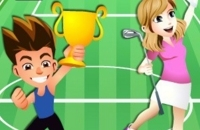 Speel nu het nieuwe voetbal spelletje Sports Mahjong