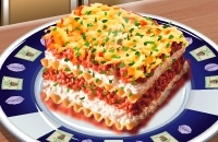 Sara's Kookcursus: Lasagna