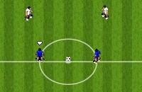Speel nu het nieuwe voetbal spelletje EK 2016
