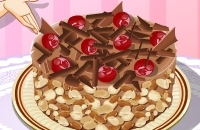 Saras Kochunterricht: Schokoladen-Kuchen