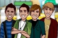 Big Time Rush Spelletjes