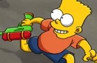 Die Simpsons Schießen