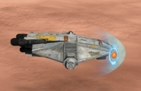 Los Rebeldes Star War: Ghost Raid